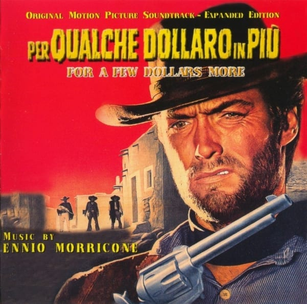 For A Few Dollars More - Original Soundtrack (EXPANDED EDITION) (1965) CD 1