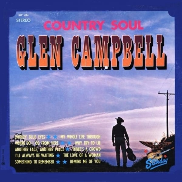 Glen Campbell - Country Soul (1968) CD 1
