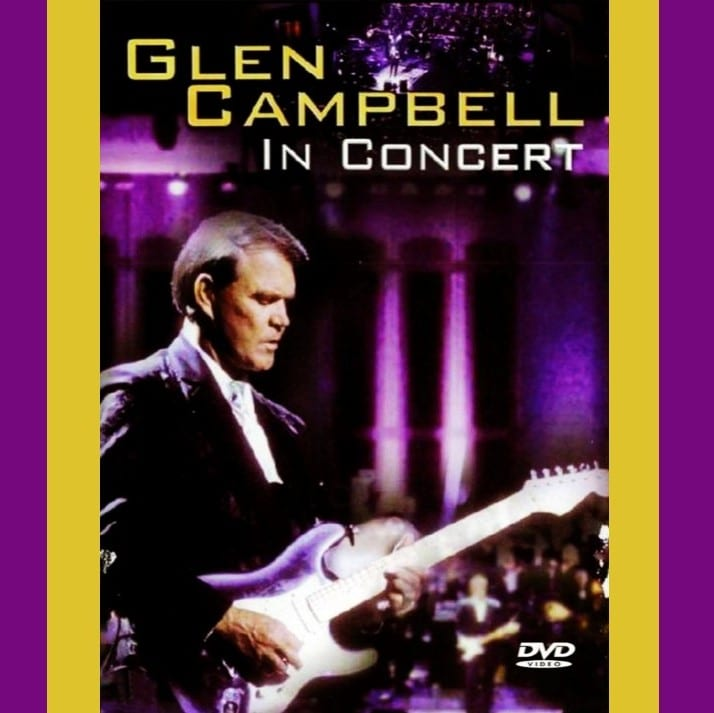 Glen Campbell - In Concert With The South Dakota Symphony (EXPANDED EDITION) (2001) DVD & CD SET 11