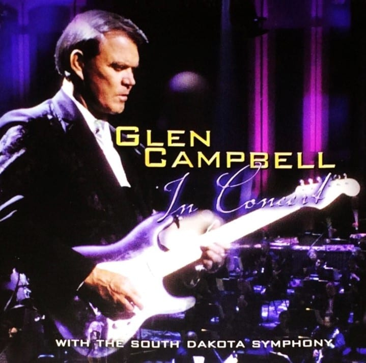 Glen Campbell - In Concert With The South Dakota Symphony (2001) DVD 9