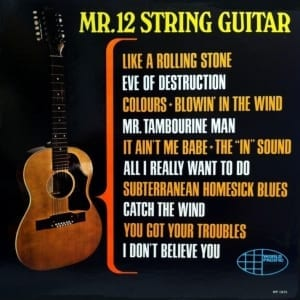 Glen Campbell - Mr. 12 String Guitar (1965) CD 6