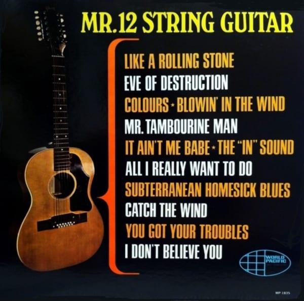 Glen Campbell - Mr. 12 String Guitar (1965) CD 1