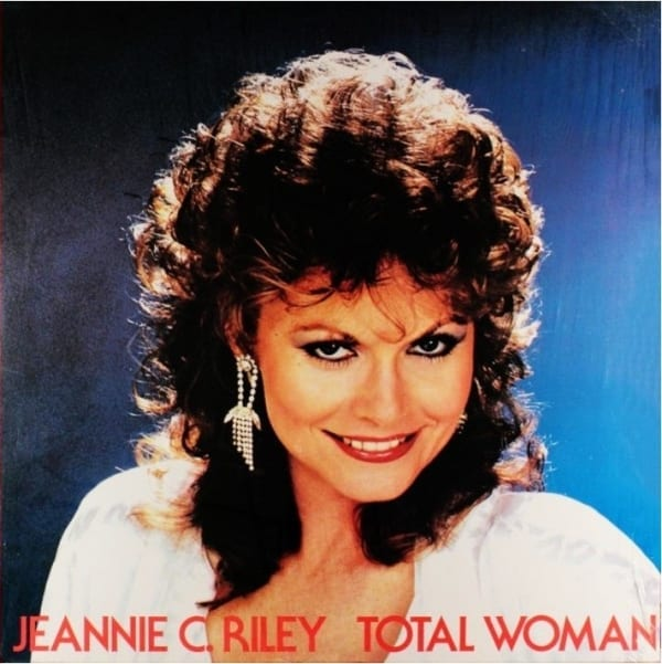Jeannie C. Riley - Total Woman (1984) CD 1