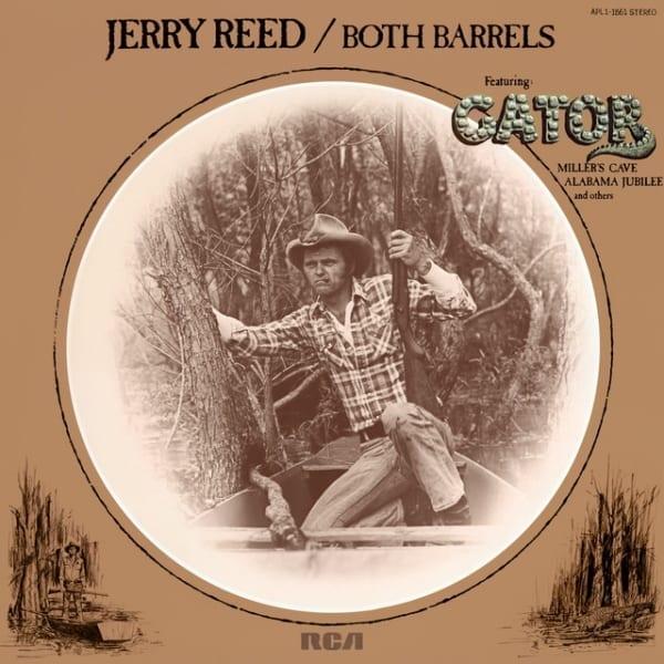 Jerry Reed - Both Barrels (1976) CD 1
