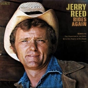Jerry Reed - Rides Again (1977) CD 56