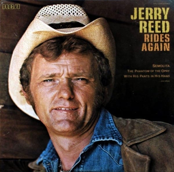 Jerry Reed - Rides Again (1977) CD 1
