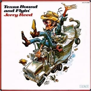 Jerry Reed - Texas Bound And Flyin' (1980) CD 57