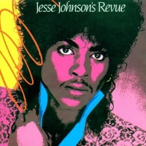Jesse Johnson - Jesse Johnson's Revue (EXPANDED EDITION) (1985) CD 4
