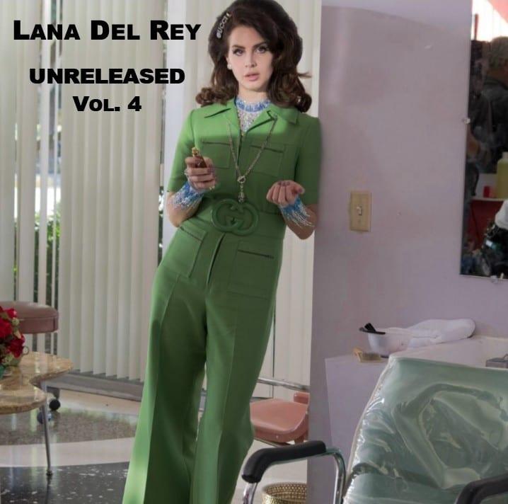 Lana Del Rey - Unreleased, Vol. 5 (2019) CD 8