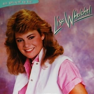 Lisa Whelchel - All Because Of You (1984) CD 99