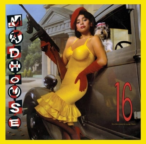 Madhouse - 16 (EXPANDED EDITION) (1987) CD 1