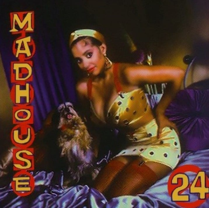 Madhouse - 16 (EXPANDED EDITION) (1987) CD 10