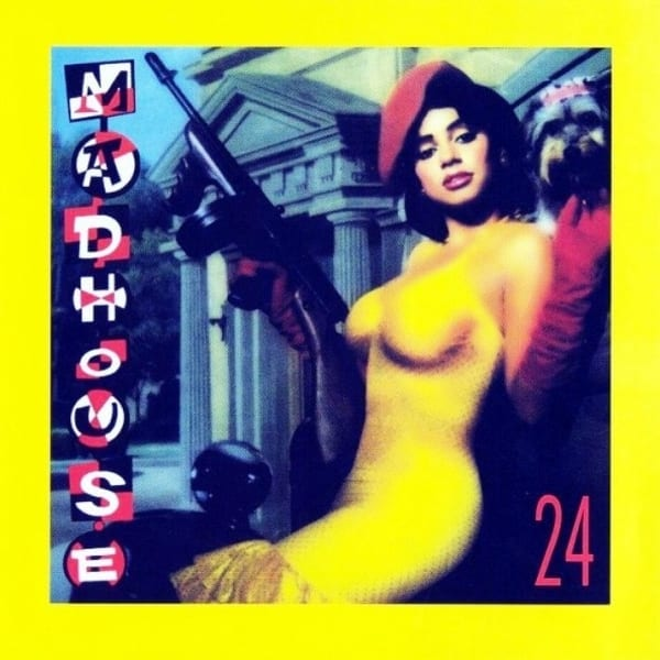 Madhouse - 24 ('94 Edition) (EXPANDED EDITION) (1994) CD 1
