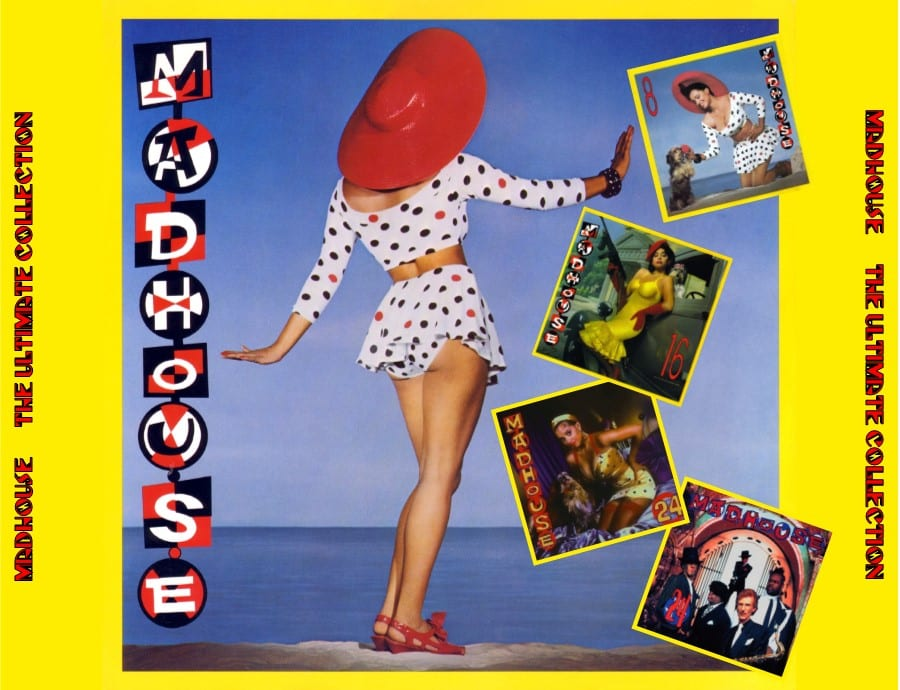 Madhouse - Rehearsals & Mixes (2006) CD 9