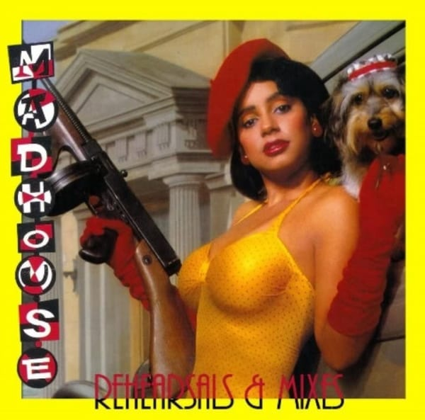 Madhouse - Rehearsals & Mixes (2006) CD 1