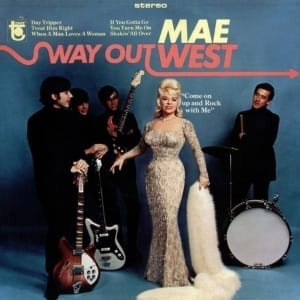 Mae West - Way Out West (EXPANDED EDITION) (1966) CD 20
