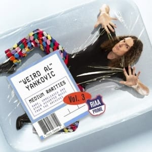 """Weird Al"" Yankovic - Medium Rarities Vol. 3 (2019) CD 6"