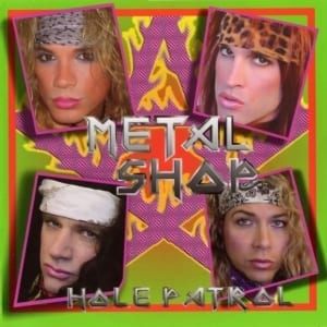 Metal Shop - Hole Patrol (EXPANDED EDITION) (2005) CD 4