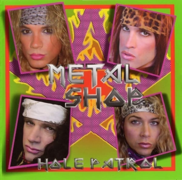 Metal Shop - Hole Patrol (EXPANDED EDITION) (2005) CD 1