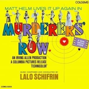 Murderers' Row - Original Soundtrack (BONUS TRACK) (1967) CD 20