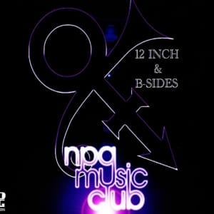 NPG (New Power Generation) Music Club - 12 Inch & B-Sides (2007) 4 CD SET 7