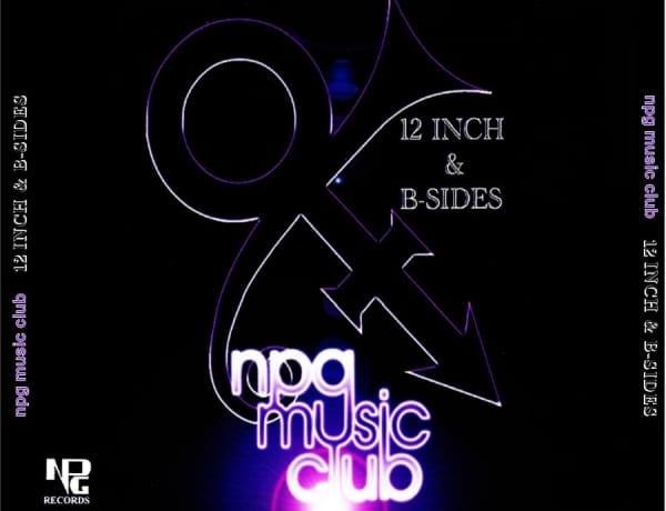 NPG (New Power Generation) Music Club - 12 Inch & B-Sides (2007) 4 CD SET 1