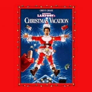 National Lampoon's Christmas Vacation - Original Soundtrack (1989) CD 8