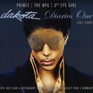 PRINCE  THE NPG  3rd EYE GIRL - Dakota Diaries 1 The Early Shows (2013) 4 CD SET 93
