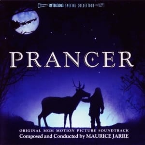Prancer - Original Soundtrack (1989) CD 4