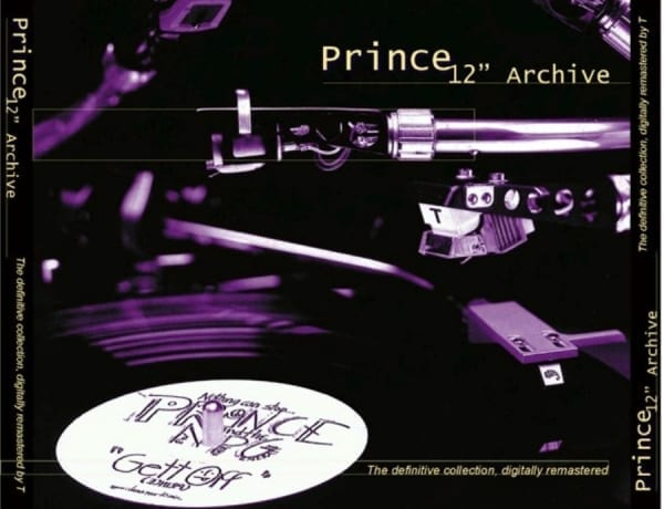 Prince - 12 Inch Archive (2001) 6CD SET 1