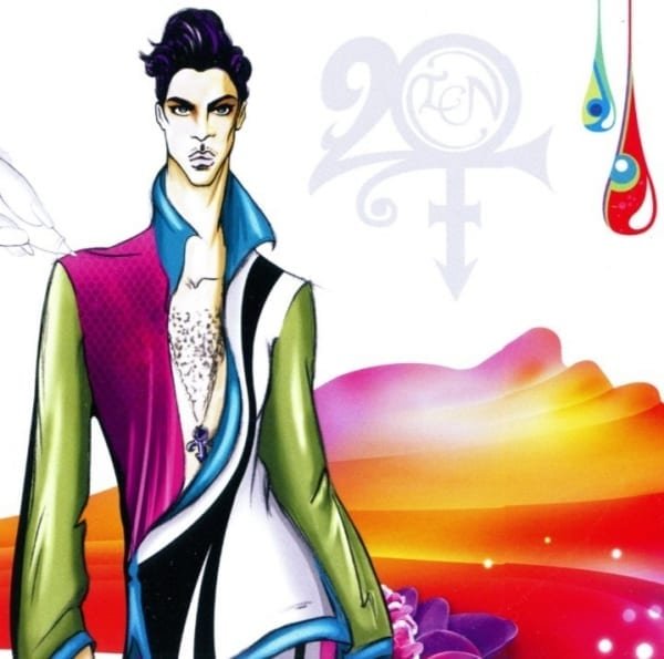 Prince - 20Ten (PROMO Daily Mirror) (2010) CD 1