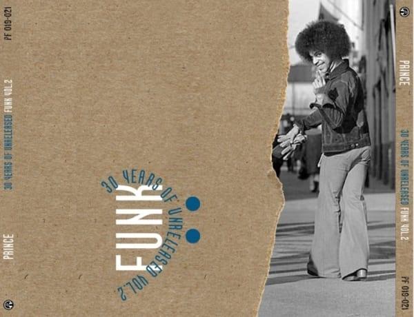 Prince - 30 Years Of Unreleased Funk, Vol.2 (2007) 3 CD SET 1