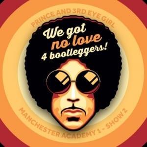 Prince And 3rd Eye Girl - We Got No Love 4 Bootleggers (2014) 3 CD SET 32