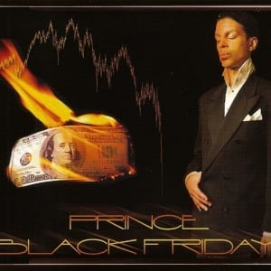 Prince - Black Friday (2008) 5 CD SET 21