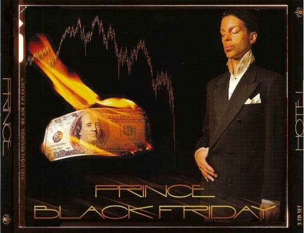 Prince - Black Friday (2008) 5 CD SET 1