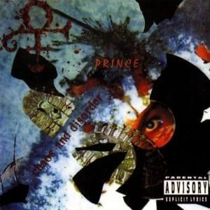 Prince - Chaos and Disorder (1996) CD 25