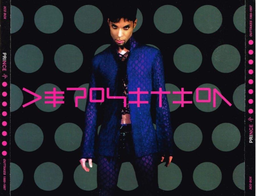 Prince - Into The Vault (1996) CD 10