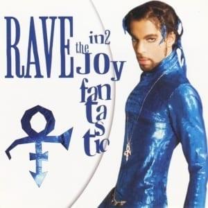 Prince - Rave In2 the Joy Fantastic (2001) CD 12