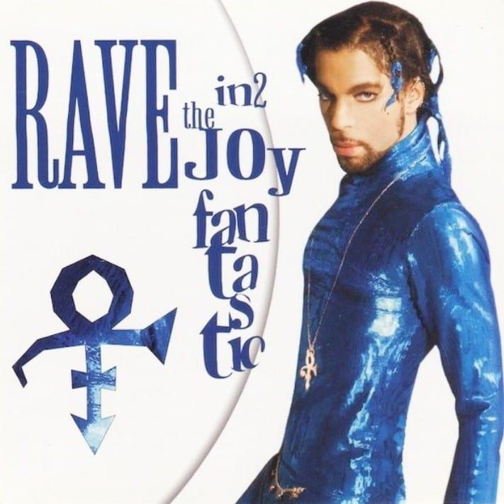 Prince - High (2001) CD 9