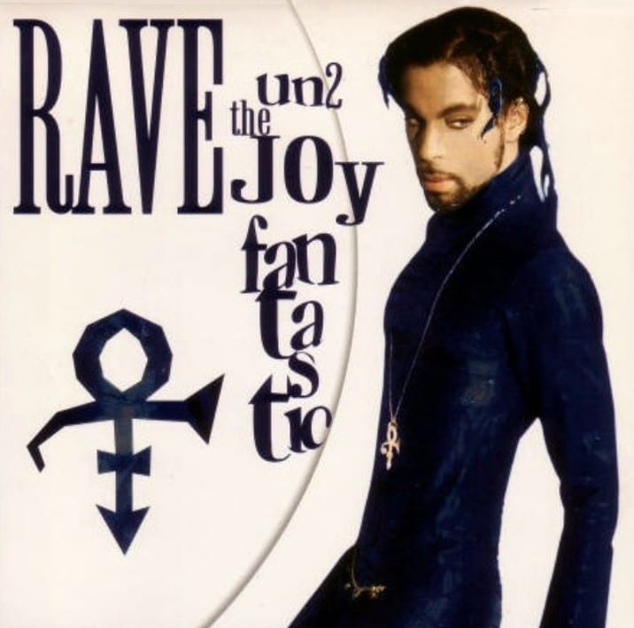 Prince - The Vault - Old Friends 4 Sale (1999) CD 8