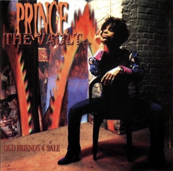 Prince - The Vault - Old Friends 4 Sale (1999) CD 1