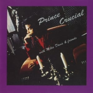 Prince with Miles Davis & Friends - Crucial (1989) CD 94