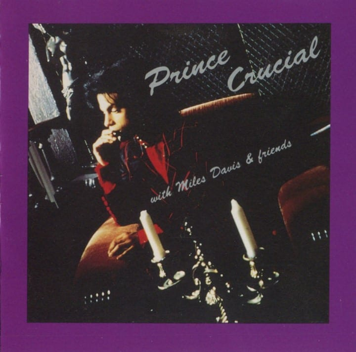 Prince - A Better Place 2 Die (1989) CD 10