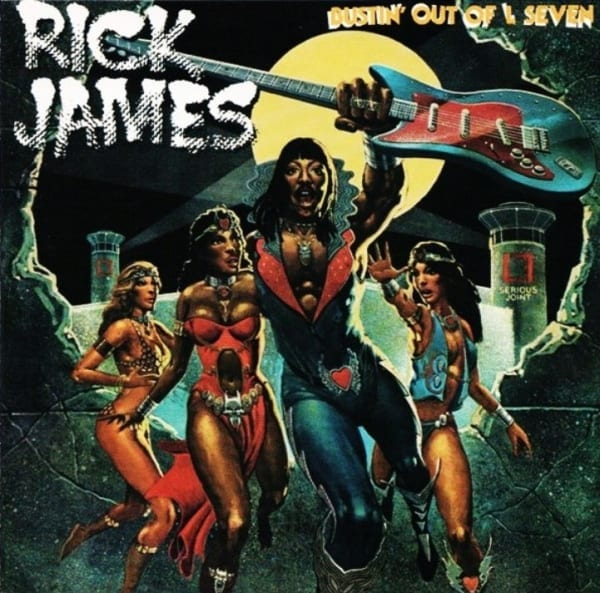Rick James - Bustin' Out Of L Seven (EXPANDED EDITION) (1979) CD 1