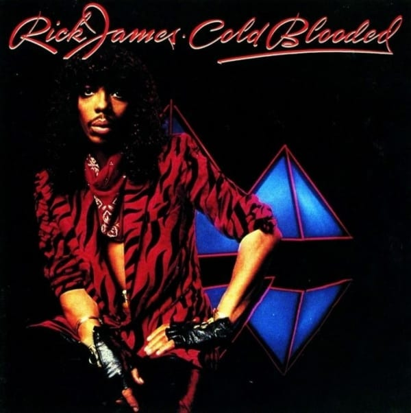 Rick James - Cold Blooded (EXPANDED EDITION) (1983) CD 1