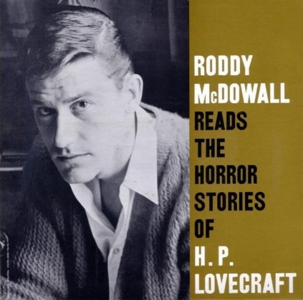 Roddy McDowall - Reads The Horror Stories Of H. P. Lovecraft (1962) CD 1
