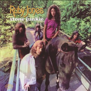 Ruby Jones - Ruby Jones (+ BONUS TRACK) (Stone Junkie) (Grey-Star) (Ruby Starr) (1971) CD 3