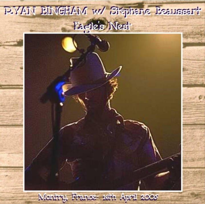 Ryan Bingham - Dead Horses (2006) CD 9