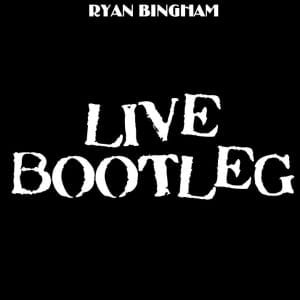 Ryan Bingham - Live Bootleg (2015) 2 CD SET 7