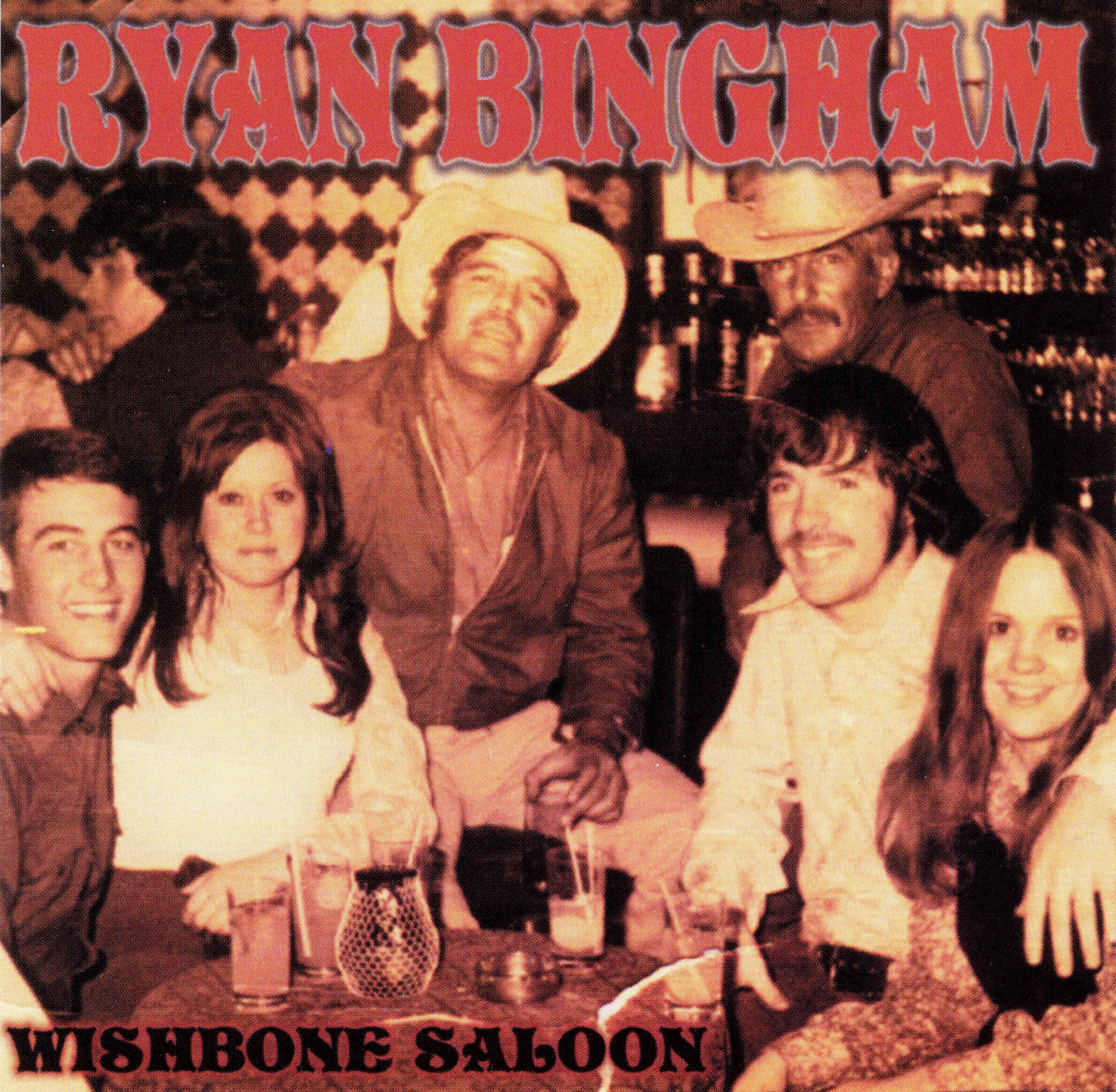 Ryan Bingham - Dead Horses (2006) CD 8